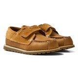Timberland Kids Tan Oxford Stretch Pokey Pine Shoes