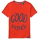 O'Neill Red Good Vibes Tee