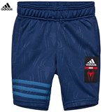 adidas Navy Spiderman Shorts