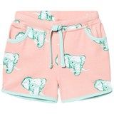 Livly Coral Elephant College Shorts