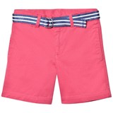 Ralph Lauren Coral Classic Chino Shorts with Belt