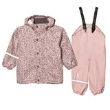 Celavi Misty Rose Rainwear Set