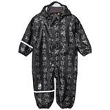 Celavi Black Rainwear Suit