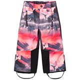 Molo Pink Mountains Jump Pro Ski Trousers