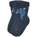 MP Petrol Blue Pedro Ankle Socks
