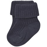 MP Indi Blue Baby Ankle Socks