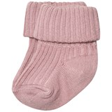 MP Wood Rose Baby Ankle Socks