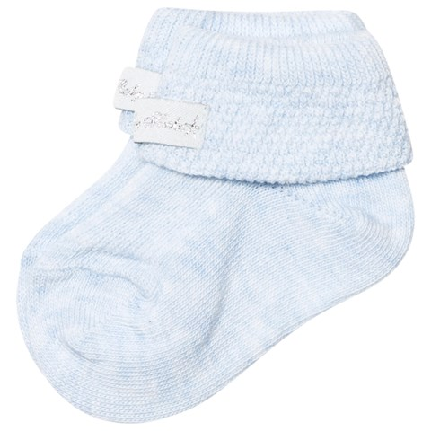 Blue Baby Ankle Socks