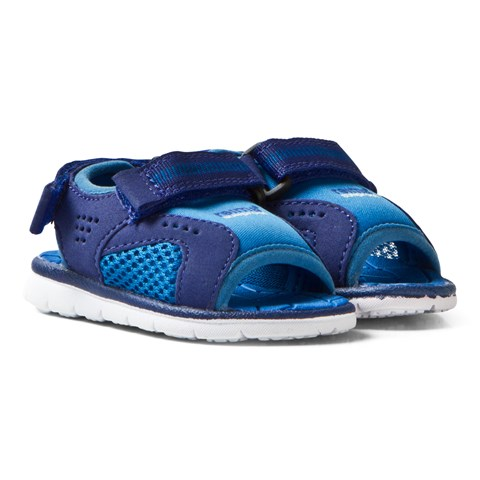 Ultramarine Blue Tippy Sandals