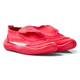 Reima Swimming Shoes, Aqua Strawberry Red