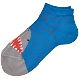 Falke Blue Shark Sneaker Socks