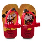 Havaianas Kids Mickey Mouse Baby Flip Flops