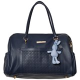 Mayoral Navy Changing Bag with Rabbit Charm