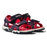 Timberland Kids Black Iris Adventure Seeker 2 Sandals