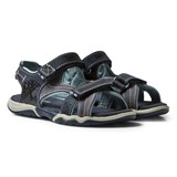Timberland Kids Black Iris Park Hopper 2 Sandals