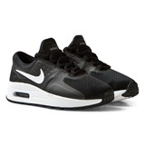 Nike Black and White Air Max Zero Essential Kids Trainers