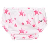 Livly Hot Pink Stars Ruffled Bloomers