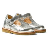 Angulus Silver T Bar Shoes