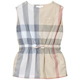 Burberry Beige Classic Check Rosanna Playsuit