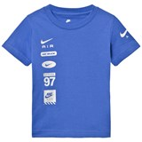 Nike Blue Air Pillar Tee