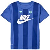 Nike Blue Team Nike Kit Tee