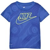 Nike Blue Air Force 1 Futura Tee