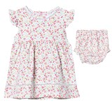 Kissy Kissy Pink Floral Dress with Knickers