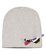 The BRAND Bow Hat Grey Mel