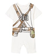 Stella McCartney Kids White Explorer All In One