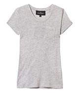 Little Remix Jr New Blos Tee Light Grey Melange
