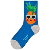Falke Navy Pineapple Ankle Socks