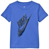 Nike Blue Futura Reverberate Tee