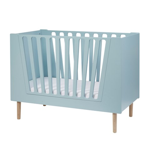 Done by Deer Blue Baby Cot