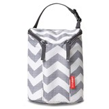 Skip Hop Chevron Double Bottle Bag