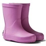 Ticket To Heaven Violet Rose Rubber Boots