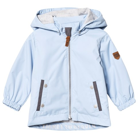 Blue Bell Blue Jacket Klas With Detachable Hood