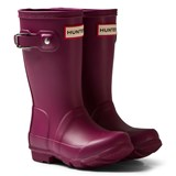 Hunter Bright Violet Orignial Wellington Boots