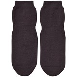 Falke Dark Grey Wool Catspad Socks