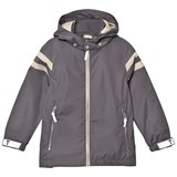 Ticket To Heaven Castlerock Gray Noland Jacket With Detachable Hood
