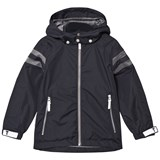 Ticket To Heaven Total Eclipse Blue Noland Jacket With Detachable Hood