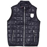 Ticket To Heaven Total Eclipse Blue Ciella Lightweight Padding Gilet