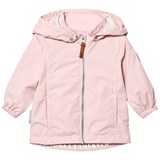 Ticket To Heaven Peachskin Rose Komma Jacket With Detachable Hood