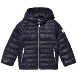 Ticket To Heaven Total Eclipse Blue Jacket Chris Lightweight Padding With Detachable Hood
