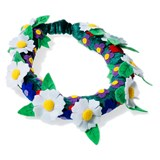 oskar&ellen Soft Floral Wreath