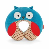 Skip Hop Owl Zoo Travel Pillow