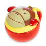 Skip Hop Monkey Zoo Snack Bowl