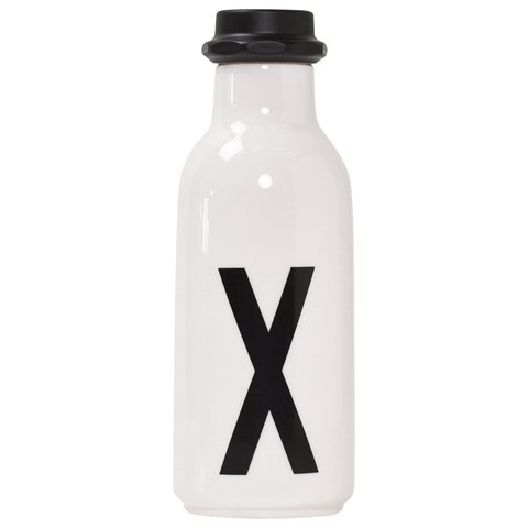 Design Letters Personal Water Bottle X