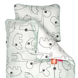 Done by Deer Blue Baby Contour Bed Linen