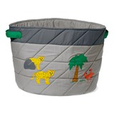 oskar&ellen Wild Animals Storage Basket