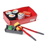 oskar&ellen Toy Sushi Set
